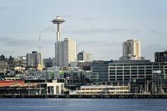 Seattle panorama Royalty Free Stock Image