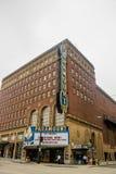 Seattle Paramount um die Ecke Lizenzfreie Stockbilder