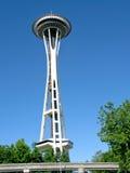 Seattle-Platznadel Stockfotografie