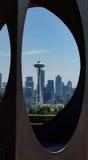 Seattle przestrzeni igła fotografia royalty free