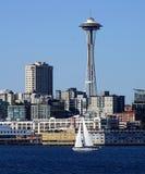 Seattle przestrzeni igła Obrazy Royalty Free