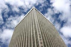 Seattle, regnerischerer Kontrollturm Lizenzfreie Stockfotos