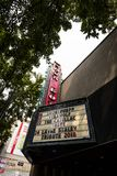 Seattle ShowBox theater stock photos
