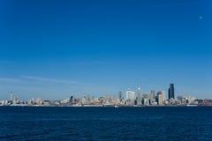 Seattle skyline 1 Stock Photos