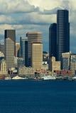 Seattle Skyline. Washington, United States Stock Photos