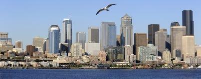 Seattle Skyline Stock Images