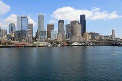 Seattle-Skyline Lizenzfreie Stockfotografie