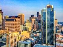 Seattle-Skyline Stockbilder