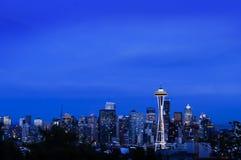 Seattle-Skyline Stockfotos