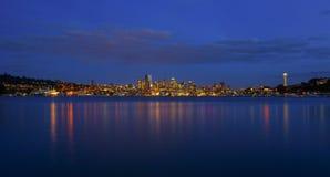 Seattle Skyline Royalty Free Stock Photography