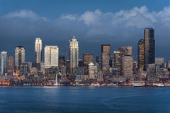 Seattle Skyline Stock Photos