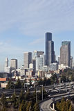 Seattle Skyline, Washington, USA Royalty Free Stock Photo
