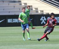 Seattle Sounders U-23 Stock Images