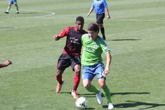 Seattle Sounders U-23 Royalty Free Stock Image