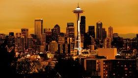 Seattle Space Needle Royalty Free Stock Photo