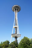 Seattle Space Needle Royalty Free Stock Photo