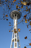 The Seattle Space Needle Stock Photo
