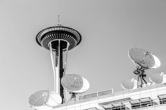 Seattle Space Needle Stock Images