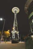 Seattle Space Needle in Washington, USA Royalty Free Stock Images