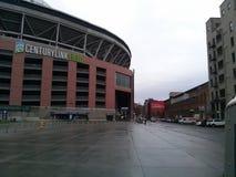 Seattle stadium obraz stock