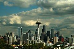 Seattle-Stadtbild Lizenzfreies Stockfoto