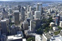 Seattle statliga Washington, USA Arkivbild
