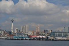 Seattle strand, Seattle, Washington royaltyfri foto