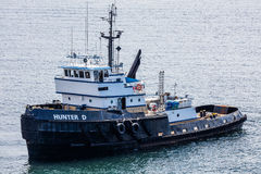 Seattle Tugboat Stock Photo