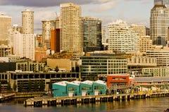 Seattle-Ufergegend lizenzfreies stockfoto