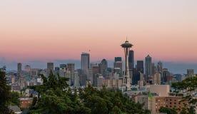 Seattle USA Royaltyfri Bild