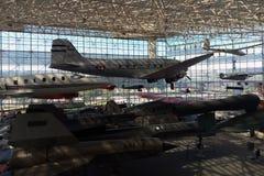 Seattle, USA - 2. September 2018: Seattle-Luftfahrt-Museum Private gemeinnützige Luftfahrt und Weltraummuseum im pazifischen Nord stockbild