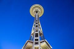 Seattle utrymmevisare Arkivbild