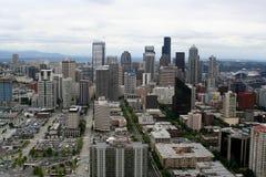 Seattle van de binnenstad Royalty-vrije Stock Afbeelding