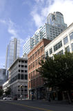 Seattle van de binnenstad Stock Foto