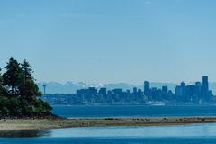 Seattle Views Stock Photography