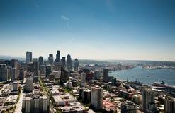 Seattle, WA stock afbeeldingen
