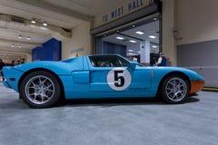 SEATTLE, WA - 12 DE NOVIEMBRE DE 2017: Salón del automóvil del International de Seattle Foto de archivo