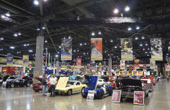 Seattle, WA - June 14, 2014: Mecum auctions Royalty Free Stock Image