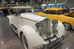 Seattle, WA - June 14, 2014: Mecum auctions Stock Image