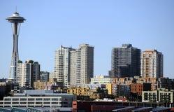 Seattle, WA Skyline Royalty Free Stock Photos