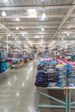 Inside Costco Wholesale store in Seattle, Washington, USA