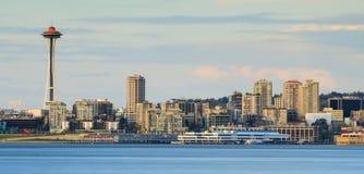 Seattle Washington Fotografie Stock