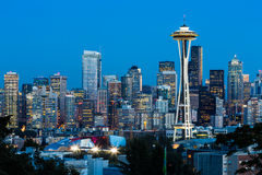 Seattle, Washington Stock Foto