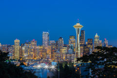 Seattle, Washington photo stock