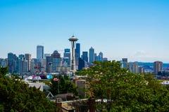 Seattle Washington Foto de archivo