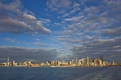 Seattle Washington Skyline stock photography