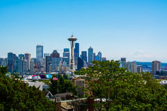 Seattle Washington Stock Photo