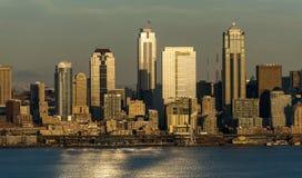 Seattle, Washington Skyline Stock Images