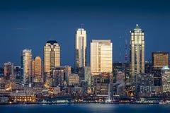 Seattle, Washington Skyline Stock Photos