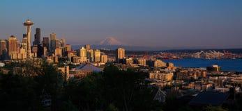 Seattle, Washington State Images stock